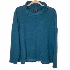 Banana republic funnel neck pullover sweater